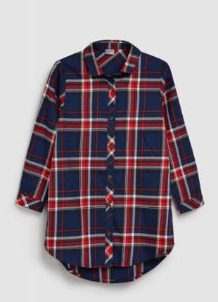 Рубашка туника next 3-4г
