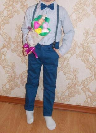 Стильный костюм джентльмена, 5 лет