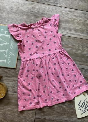 Платье сарафан mothecare 3-4г