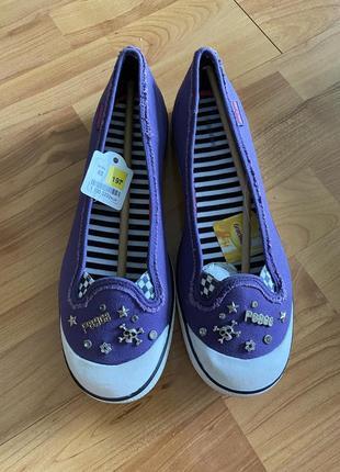 Туфли на резиновой подошве graceland 43 размер