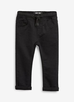 Трикотажные брюки next без застежки
