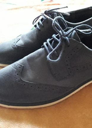 Мужские туфли(броги)