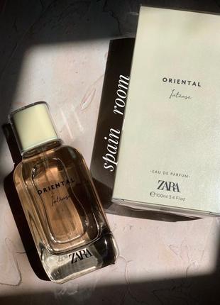 Духи zara oriental intense/парфюм/парфуми/парфумна вода/духи зара