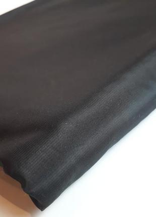 Фотофон черный тканевый 308х150см