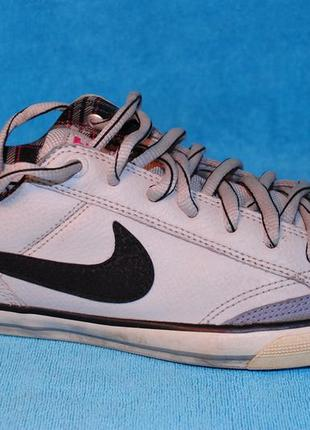 Nike кеды-кроссовки 40 размер