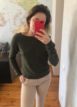 Кофточка женская хаки new look