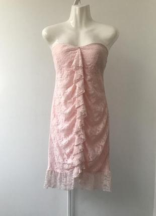 Платье l gina tricot стрейч