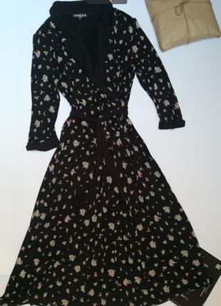 Шикарне плаття колекції skarlett & jo london розмір м-l.