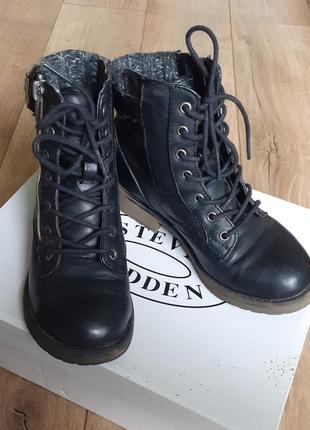 Осінні черевички для дівчинки