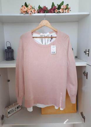 Трикотажная кофта джемпер блузка next