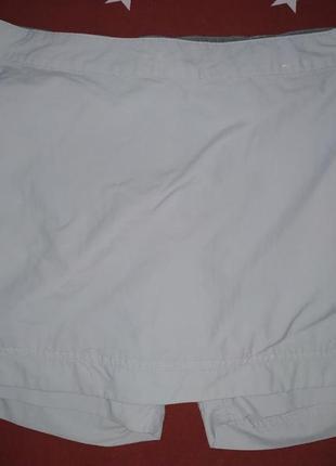 Шорты с запахом юбка