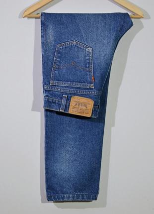 Джинсы levi's 506 vintage jeans usa