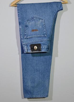 Джинсы trussardi jeans vintage