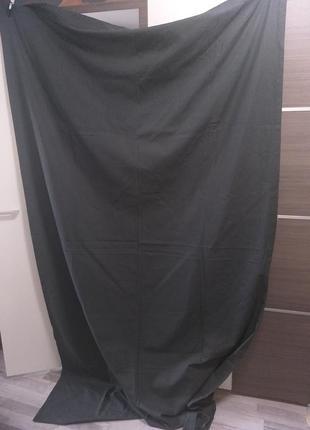 Скидка готовая темная  штора дешевле ткани