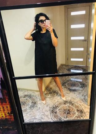Лляне платтячко бренд katestorm розмір 40/42 ціна 359 грн