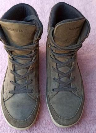 Ботинки lowa serfaus gtx mid