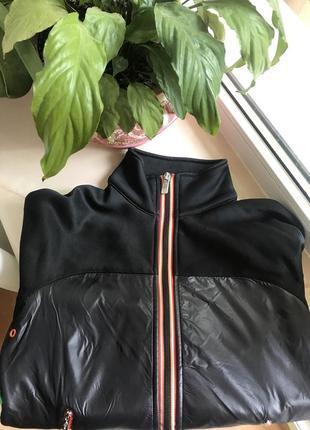 Термо кофта nike черная
