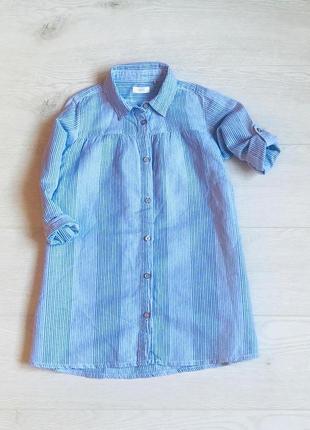 Платье - рубашка next