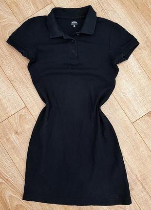 Платье-поло, футболка-платье