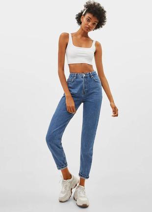 Ralp lauren polo джинсы оригинал мом стильные прямые ххс 32 плотные актуальные