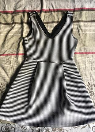 Шикарное платье zara