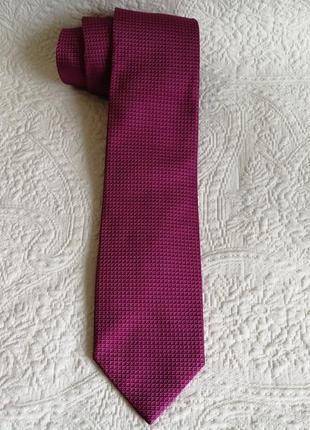 Оригинальный шелковый галстук baumler