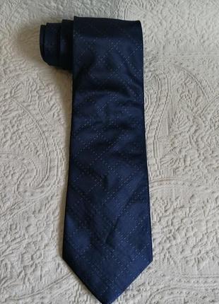 Оригинальный шелковый галстук balmain