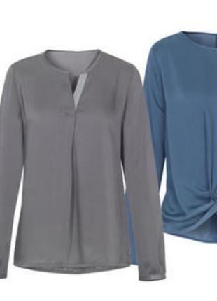 Блуза женская blue motion германия размер 40-42 евро
