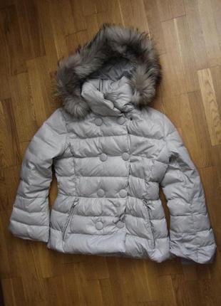 Пуховая зимняя куртка  lawine