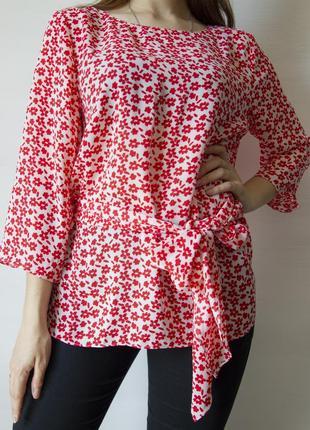 Нежная, легкая блузка в цветочек от kaleidoscope