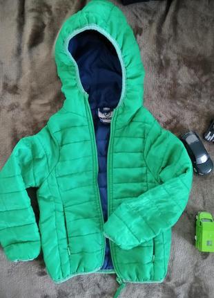 Курточка для хлопчика 3 роки