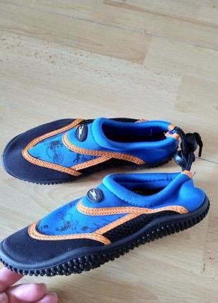 Аквашузи аквашузы обувь для моря плавания crane