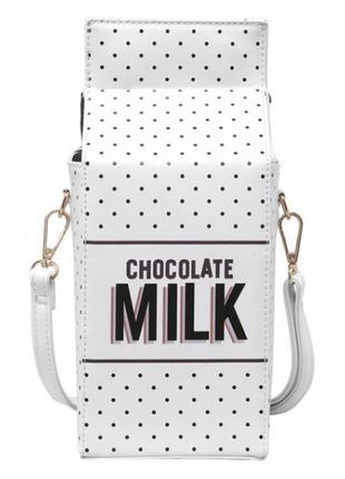 """Сумочка """"пакет молока"""""""