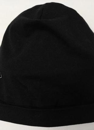 Шапка-чулок  черная va härzu -швейцарии