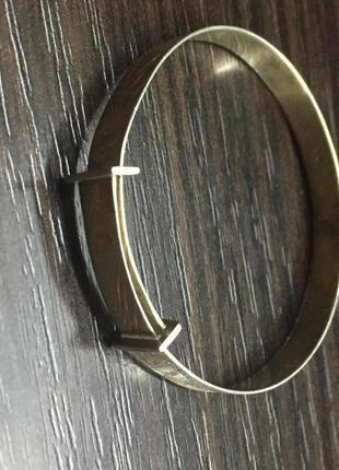 Серебряный браслет размер :14....16.5 см.