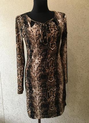 Комфортное стильное платье миди мягкое и приятное к телу