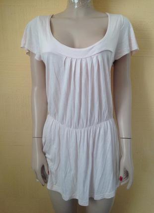 #трикотажная туника#короткое трикотажное платье#короткое платье#туника#