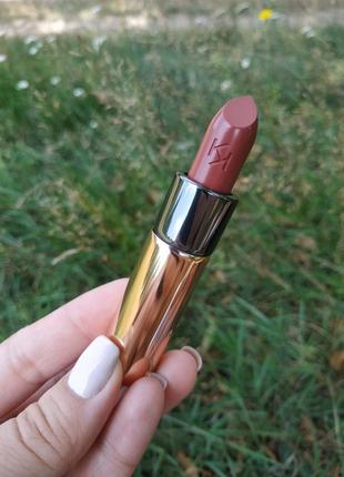 Кремовая помада gossamer emotion creamy lipstick kiko milano