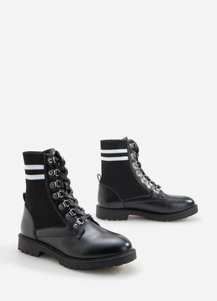 Ботинки reserved stradivarius