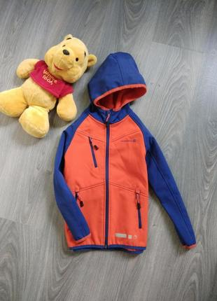 6л термо ветровка softshell куртка демисезонная