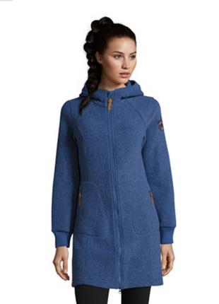 Новое шерстяное пальто cmp wooltech куртка, италия полупальто парка куртка