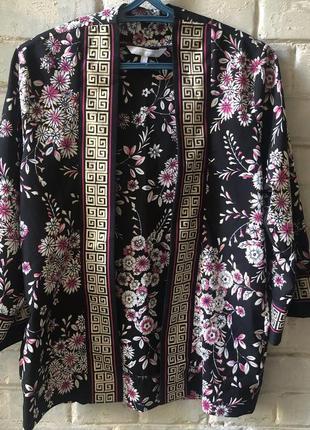 Рубашка япония накидка