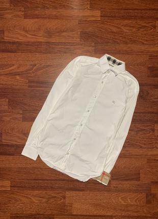 Рубашка футболка burberry оригинал