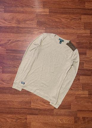 Легкий свитер свитерок кофта polo ralph lauren