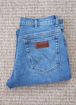 Wrangler texas джинсы оригинал (w34 l32)