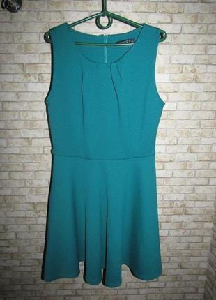 Нарядное стильное платье р-р 12-л сост нового от atmosphere