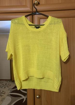 H&m легкий,стильный свитерок