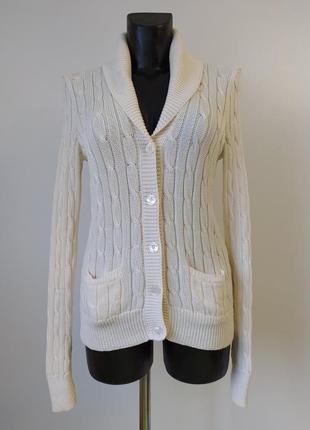 🌿отличный красивый свитер, кофта 100% коттон от ralph lauren