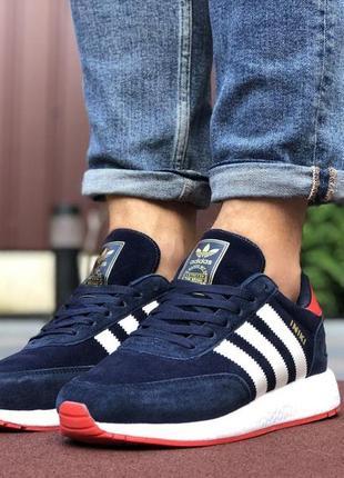 Adidas iniki чоловічі кросівки 🆕 мужские кроссовки адидас иники 🆕 синие белый