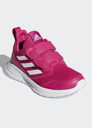 Детские кроссовки adidas altarun kids артикул cg6895